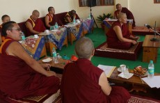 © 2016 Venerable Delek Yangdron and Tibetan Nuns Project